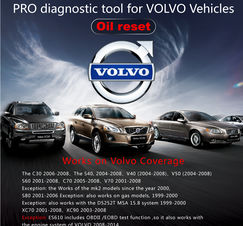 Felkodsläsare Volvo - Autophix E-Scan ES610